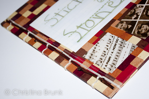 Sticks and Stones Binding